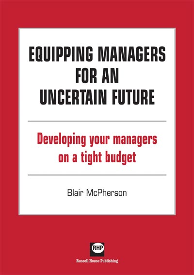 Equipping Managers for an Uncertain Future cover image